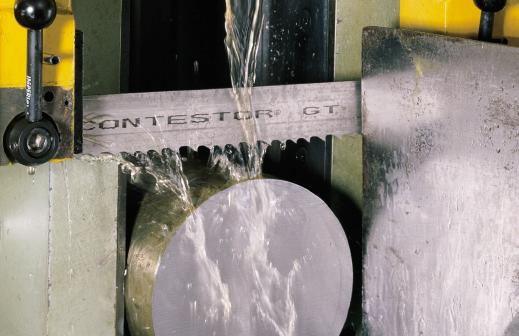 il nuovo manuale per il taglio dei metalli con lame a nastro (primo capitolo)  Magnabosco ...