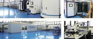 esempi di impianti per il rivestimento