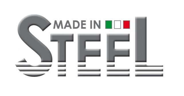Risultati immagini per made in steel logo
