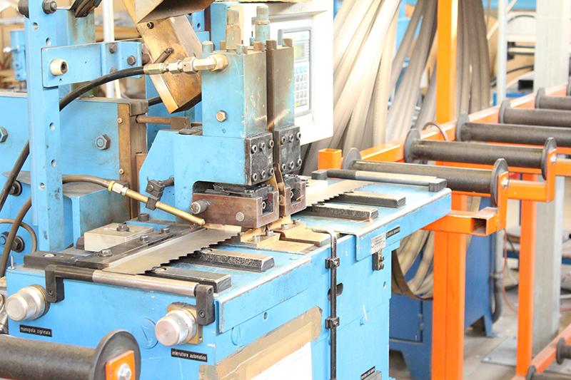 Precisione e velocità nella preparazione delle lame a nastro  Magnabosco Express Blog