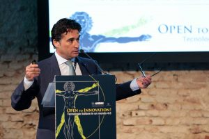 "Presidente di ANIMA Alberto Caprari a ""Open to Innovation!"""