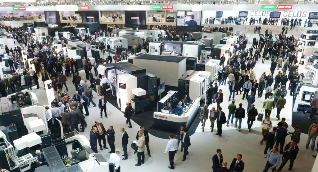 EMO Hannover 2013 (16. bis 21. September)